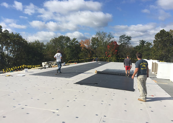 Flat Roofing Companies in Central Jersey