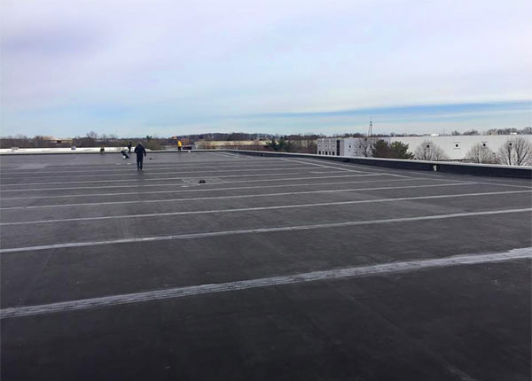 Flat Roofing Contractors in Central Jersey