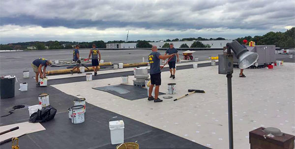 Central Jersey Flat Roofing Companies